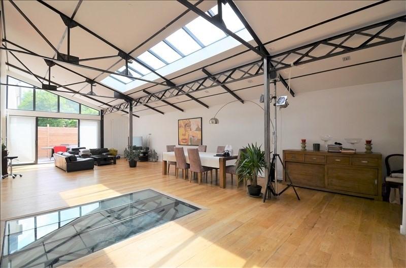 Rental house / villa Croissy sur seine 4200€ CC - Picture 1
