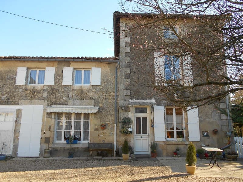 Vente maison / villa Cherveux 161 000€ - Photo 6