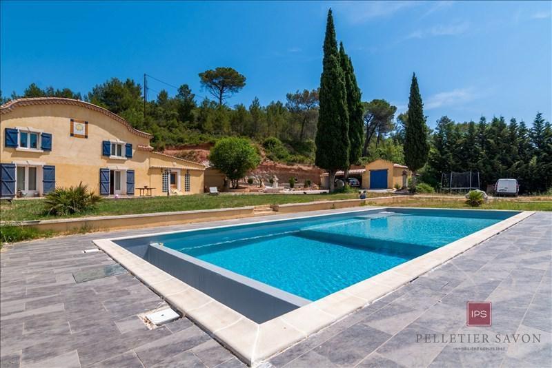 Vente de prestige maison / villa Meyreuil 1155000€ - Photo 2