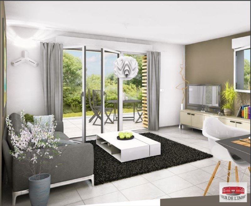 Vendita appartamento Douvaine 250000€ - Fotografia 2