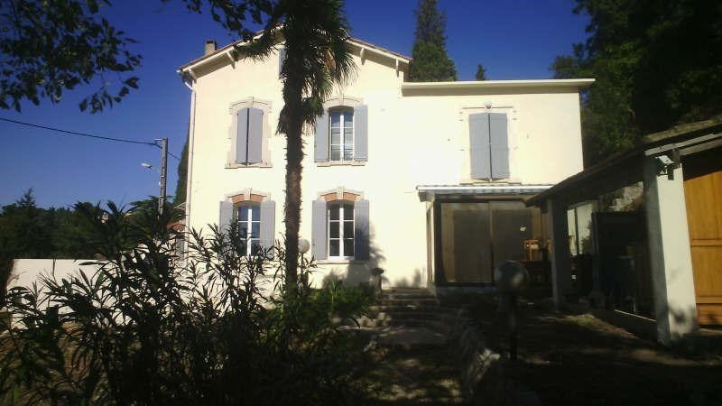 Vendita casa Villeneuve les avignon 334400€ - Fotografia 1