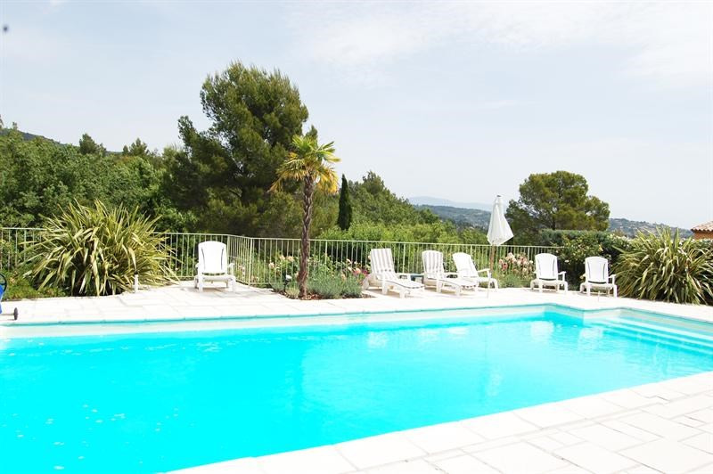 Vente de prestige maison / villa Seillans 869000€ - Photo 11