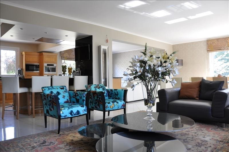 Location maison / villa St nom la breteche 6150€ CC - Photo 4