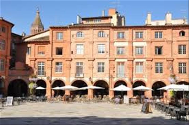 Sale building Montauban 338000€ - Picture 1