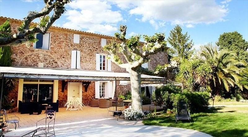 Verkauf von luxusobjekt haus La crau 1250000€ - Fotografie 8