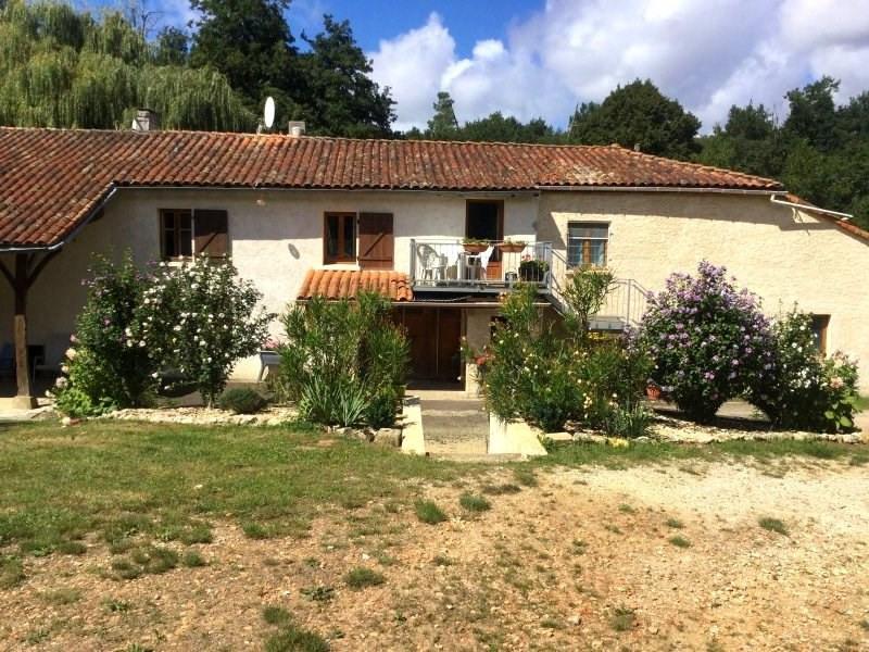 Sale house / villa Soubran 415000€ - Picture 1