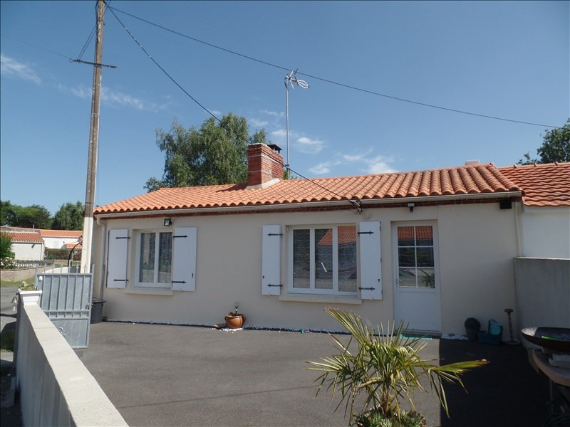 Vente maison / villa La garnache 127200€ - Photo 1