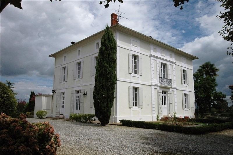 Vente maison / villa Montfort en chalosse 530000€ - Photo 1