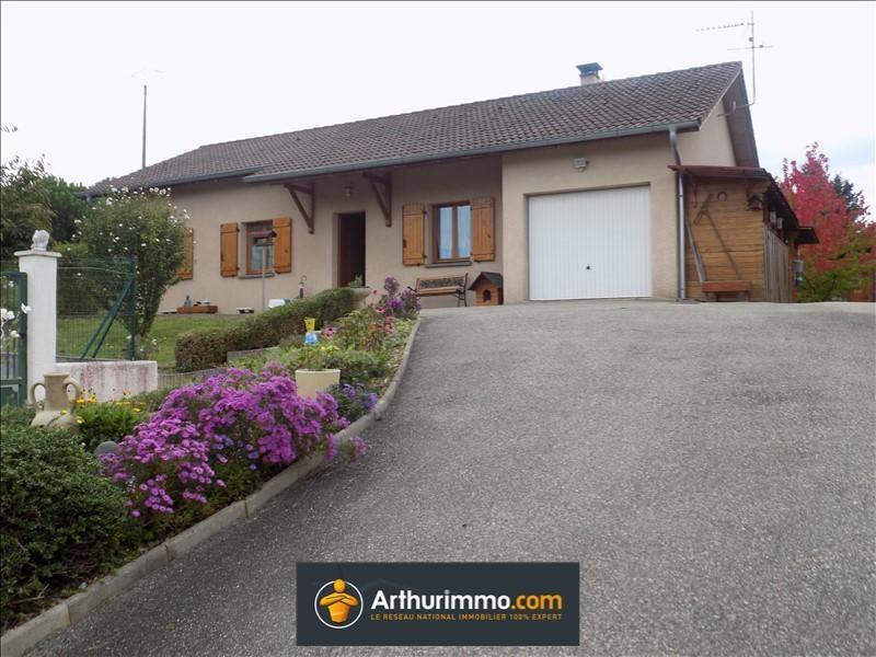 Sale house / villa Les avenieres 219500€ - Picture 1