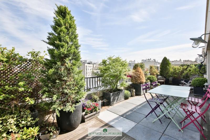 Vente de prestige appartement Paris 17ème 1397000€ - Photo 1