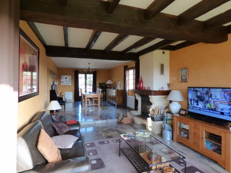 Vente maison / villa Les andelys 283000€ - Photo 3