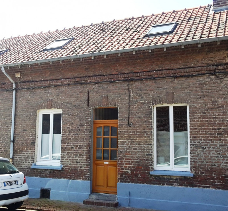 Vente maison / villa Prox thérouanne 84750€ - Photo 1
