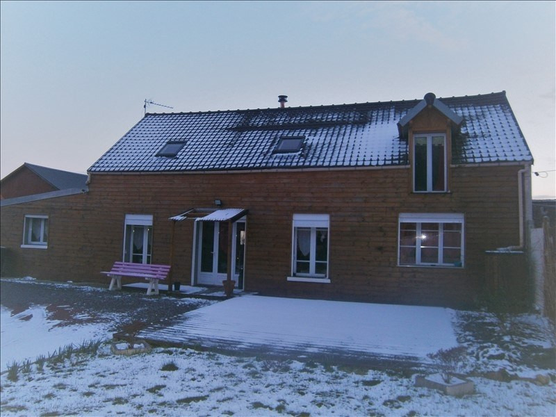 Vente maison / villa Peronne 155000€ - Photo 1
