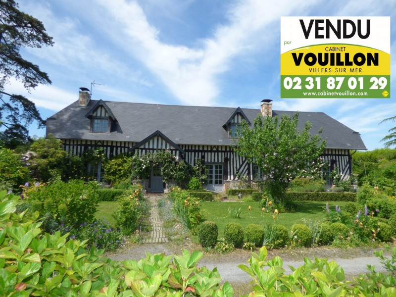 Deluxe sale house / villa Douville en auge 630000€ - Picture 8