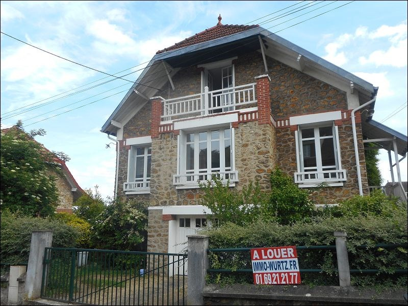 Rental house / villa Juvisy sur orge 1412€ CC - Picture 1