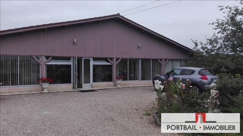 Vente maison / villa St andre de cubzac 324000€ - Photo 2