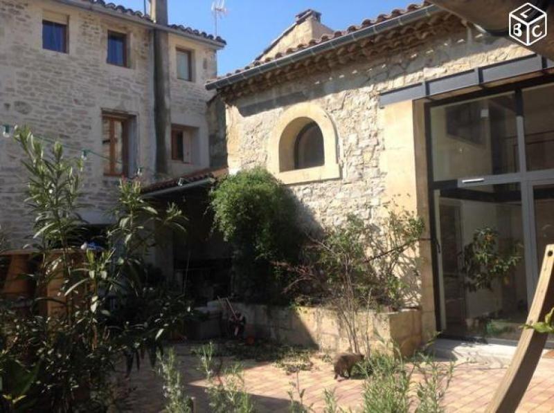 Vente de prestige maison / villa Lunel 363000€ - Photo 1