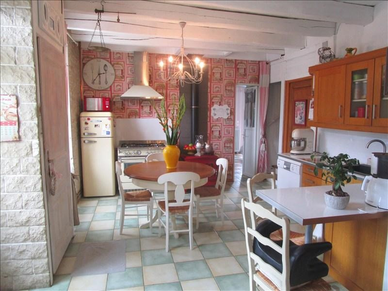Sale house / villa Aulnay 210000€ - Picture 2