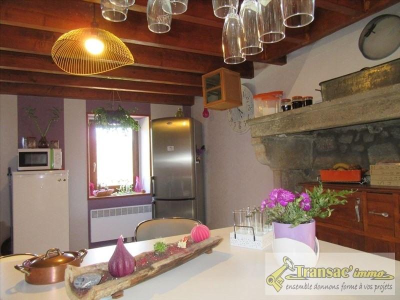 Vente maison / villa Courpiere 149101€ - Photo 3