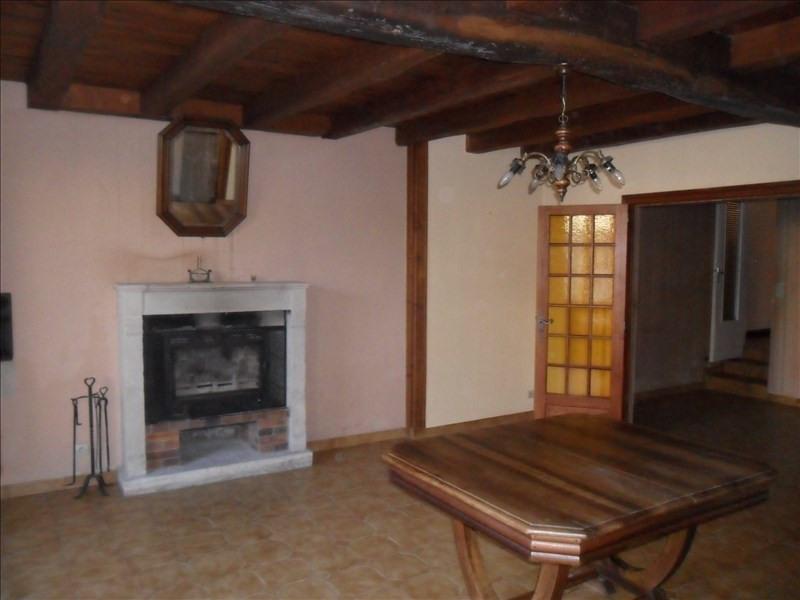 Sale house / villa Dampierre sur boutonne 87000€ - Picture 2