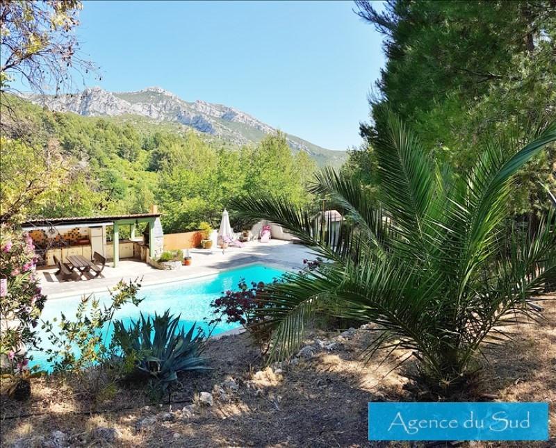 Vente de prestige maison / villa Roquevaire 584000€ - Photo 1