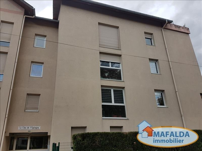 Vente appartement Cluses 65000€ - Photo 1