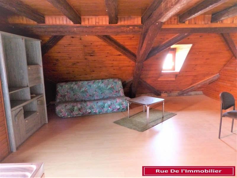 Vente appartement Saverne 41000€ - Photo 1