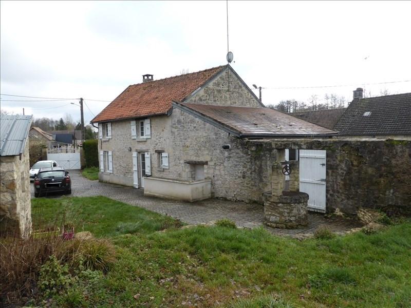 Vente maison / villa Crepy en valois 239000€ - Photo 1