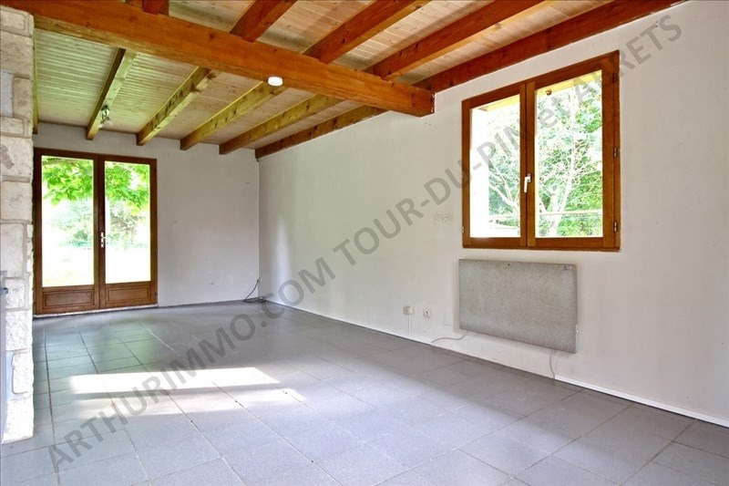 Investment property house / villa Paladru 220000€ - Picture 3