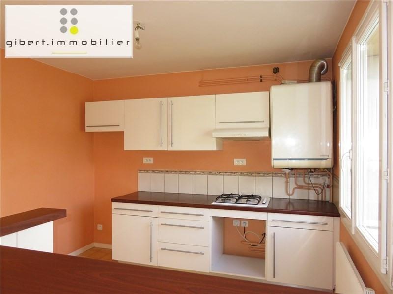 Sale apartment Le puy en velay 78600€ - Picture 2