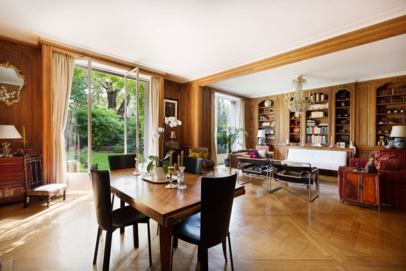 Verkoop van prestige  appartement Paris 16ème 2800000€ - Foto 3