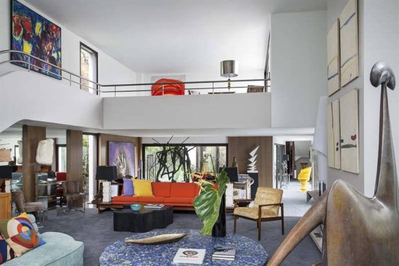 Revenda residencial de prestígio casa Paris 16ème 7350000€ - Fotografia 11