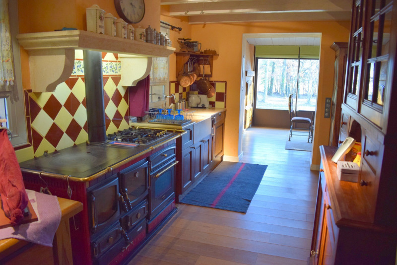 Immobile residenziali di prestigio casa Bagnols-en-forêt 998000€ - Fotografia 13