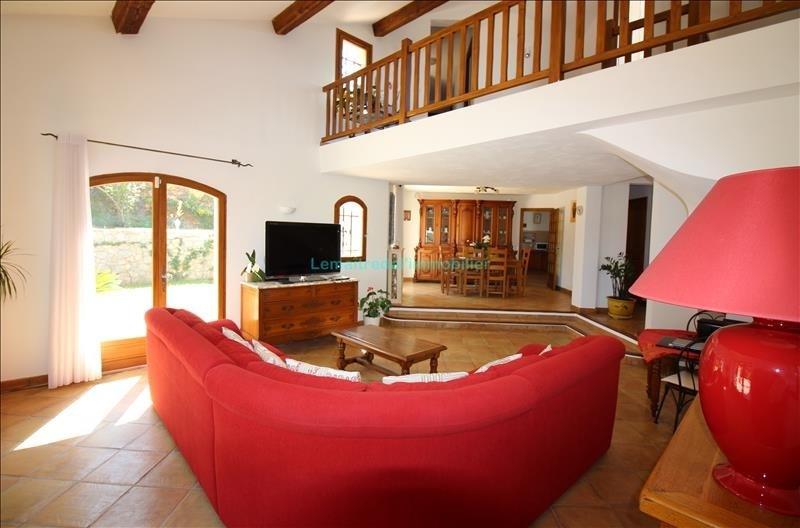 Vente de prestige maison / villa Peymeinade 695000€ - Photo 7