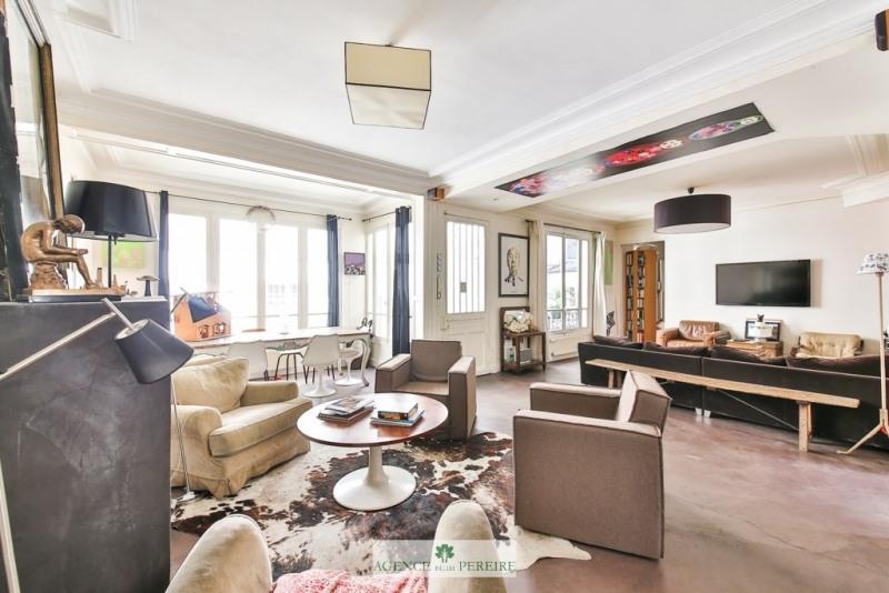 Vente de prestige maison / villa Paris 17ème 1980000€ - Photo 1