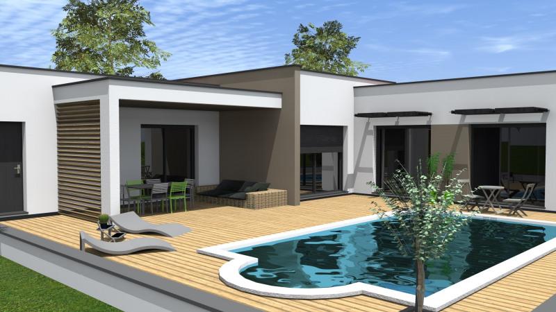 mod le de maison partir de 4pi ces par maisons conforeco agence st paul les dax. Black Bedroom Furniture Sets. Home Design Ideas