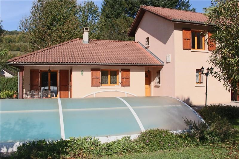 Vente maison / villa Vaulnaveys le haut 435000€ - Photo 2
