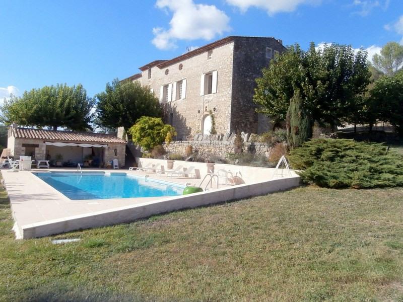 Deluxe sale house / villa Le canton de fayence 1890000€ - Picture 1