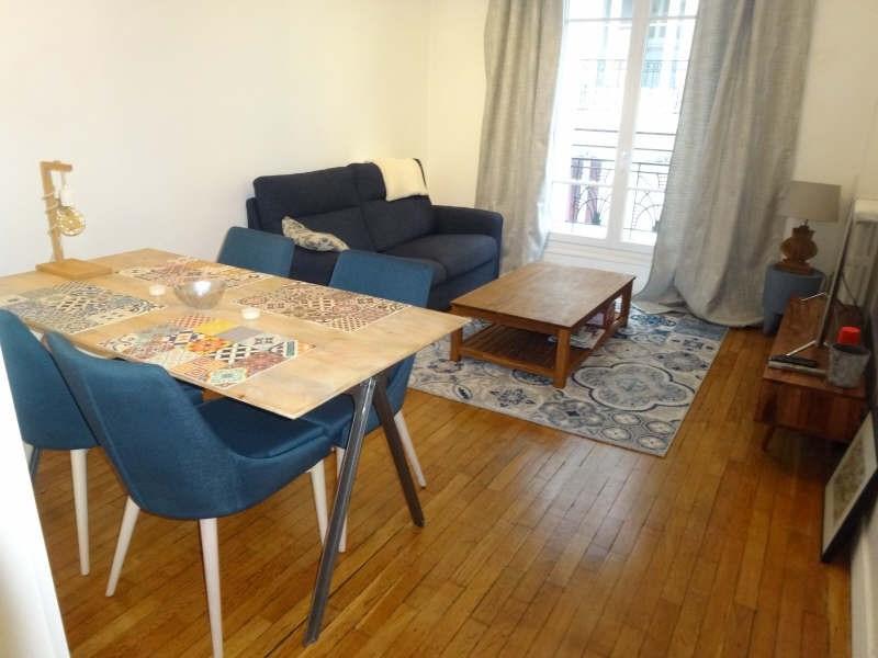 Rental apartment Asnieres sur seine 1180€ CC - Picture 2