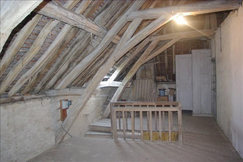 Vente maison / villa Flogny la chapelle 95000€ - Photo 8