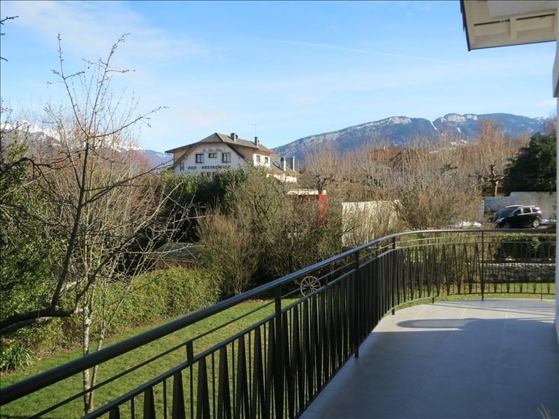 Sale apartment Sevrier 420000€ - Picture 3