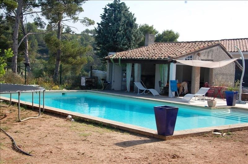 Vente de prestige maison / villa Meyreuil 749000€ - Photo 4