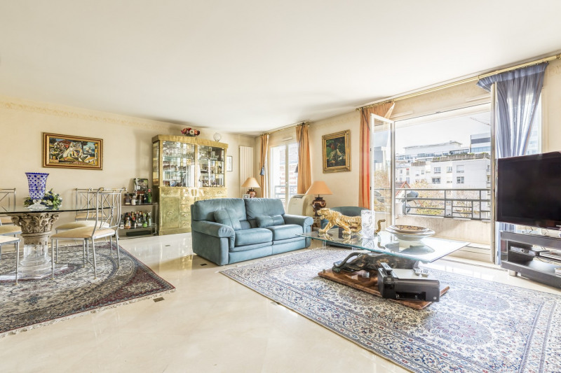 Deluxe sale apartment Levallois-perret 1 380 000€ - Picture 3