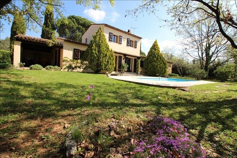Vente maison / villa Saint cezaire sur siagne 469000€ - Photo 1
