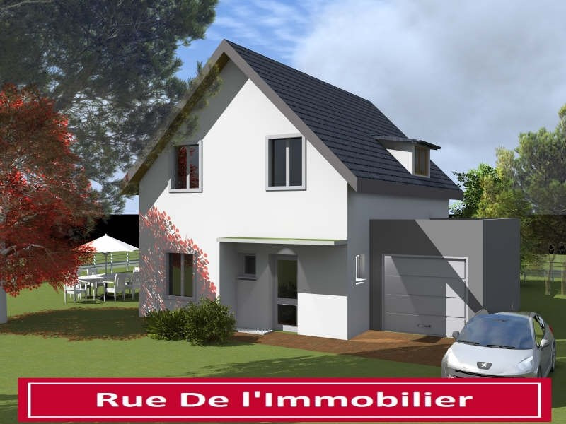Vente maison / villa Weyersheim 266 490€ - Photo 1