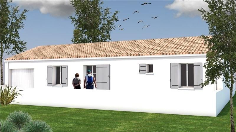 Sale house / villa La tranche sur mer 213570€ - Picture 1