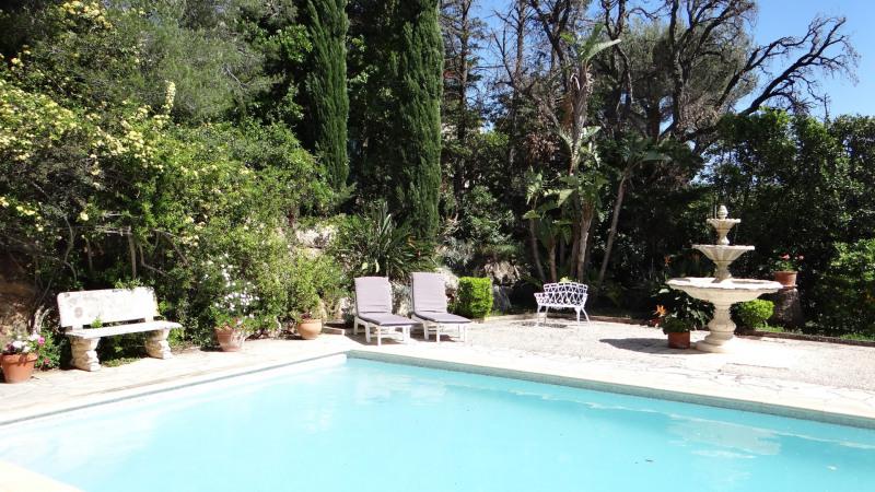 Vacation rental house / villa Cavalaire sur mer 4200€ - Picture 5
