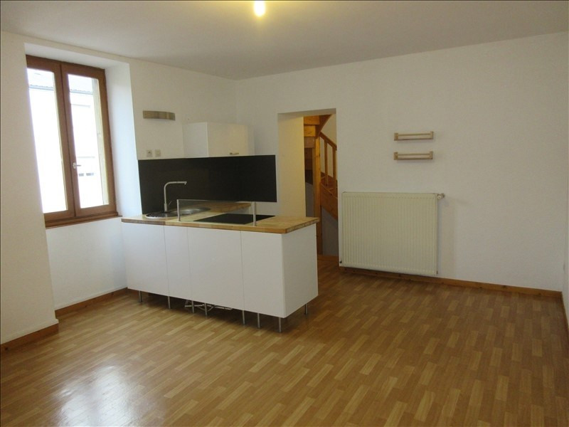 Rental apartment Voiron 535€ CC - Picture 1
