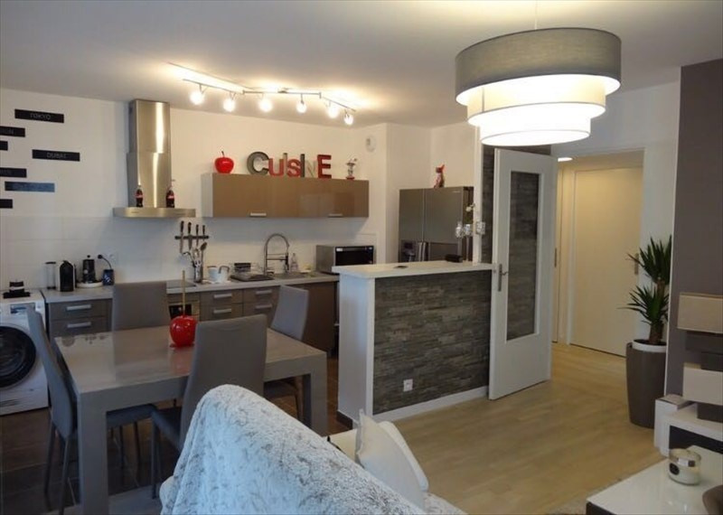 Rental apartment Chessy 1100€ CC - Picture 2