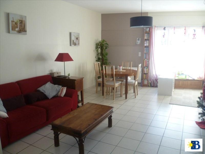 Vente maison / villa Oyre 116600€ - Photo 1